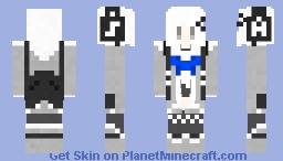 Seraphim / 塞拉菲姆 [Eternal City / 永远的7日之都] Minecraft Skin