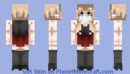 serena from pokemon ˚₊· ͟͟͞͞➳❥ Minecraft Skin