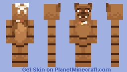 serenity ★ fnaf oc Minecraft Skin