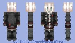 ~ The Servant ~ | Danganronpa Minecraft Skin