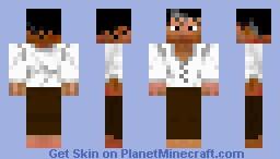 A  Servant Minecraft Skin
