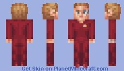 Seven of Nine Star Trek Voyager Minecraft Skin