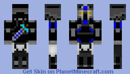 Seventh Devil Minecraft Skin