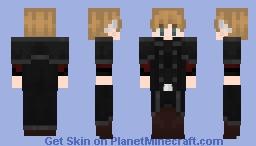 Medieval Noble in overcoat Minecraft Skin