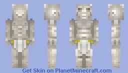 Sexy ghast Minecraft Skin