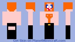 Sexy Minecraft Skin