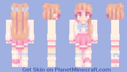 hurricane venus [SKIN FIGHT] Minecraft Skin