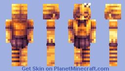 Honey Bee - SF (Rosie) Minecraft Skin