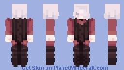 + ꜱɪʟᴠᴇʀ ꜰʟᴀᴍᴇ + ꜱᴋɪɴ ꜰɪɢʜᴛ #1 + Minecraft Skin