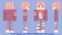 pumpkin breeze [SKIN FIGHT] Minecraft Skin