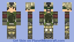 SFOD Minecraft Skin