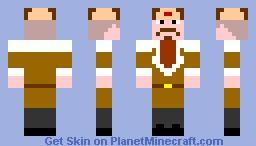 Sgt. Reznov Minecraft Skin