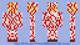 Silent Hill Nurse Minecraft Skin