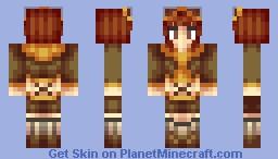 Sanxia's requestt<333 Minecraft Skin