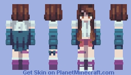 Lose You to Love Me Minecraft Skin