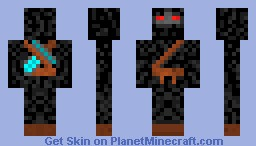 Assasin Minecraft Skin