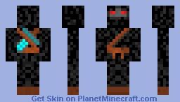 Assasin Minecraft Skin