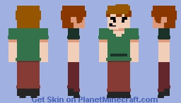 Shaggy (Scooby-Doo / FNF Mods) Minecraft Skin