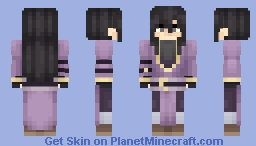 Shannan, Wielder of Astra - Fire Emblem: Genealogy of the Holy War (100th submission, my thoughts) Minecraft Skin