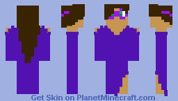 my verrrry first skin lol Minecraft Skin