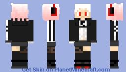 Shi Skin [ Heavily Armed High School Girls ] Minecraft Skin