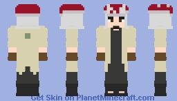 Shikamaru Nara [Chapéu de Hokage] [Boruto: Naruto Next Generations] [E se...?] Minecraft Skin
