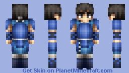 Ri Shin   Kingdom Minecraft Skin