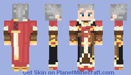 I promised it! Shintetsu~📿 [Request] Minecraft Skin