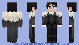 [LOTC] Fur Cloak Minecraft Skin