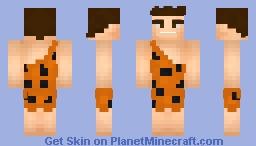 CAVEMAN Minecraft Skin