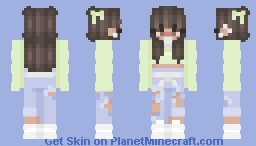shoelace ♥ Minecraft Skin