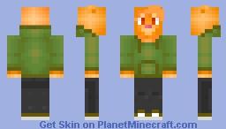 ShootABirdie Minecraft Skin