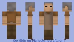Shop Keeper (Lumbridge) | OSRS Minecraft Skin