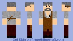 Shopkeeper Minecraft Skin