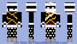 Arctic Dragon Warrior (Custom Shortcutgamez Skin) Minecraft Skin