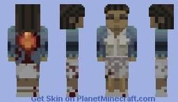 Silent Hill Puppet Nurse Minecraft Skin