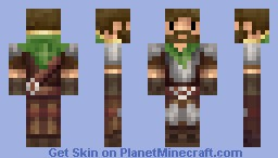 [50 sub special] Adventurer [With Timelapse ^^] Minecraft Skin