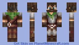blacksmith/miner/dwarf Minecraft