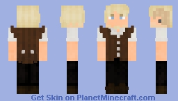 Sighard The Archaeologist 2 | Human From BOV Minecraft Skin