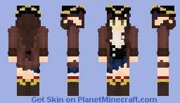 Sillvana Daevaar ~MassiveCraft~ Minecraft Skin