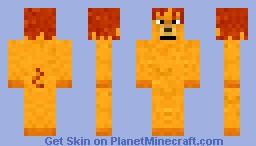 Simba Minecraft Skin