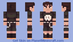 Simon from Explicit Minecraft Skin