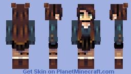 Simply Cute Minecraft Skin