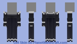 Simply Midnight [Free to Use] Minecraft Skin