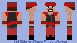 Sinbad: Legend of the Seven Seas Minecraft Skin