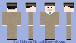 Singin In The Rain (1952) Minecraft Skin