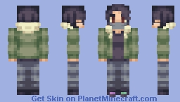 [[SF2020]] Sinus Productions Minecraft Skin