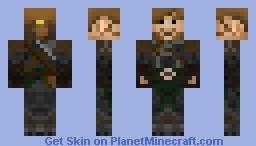 Sir Henry the Knight Minecraft Skin