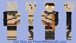 other desert clothing Minecraft Skin