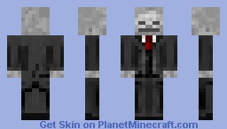 Skeleton In a Suit (2)